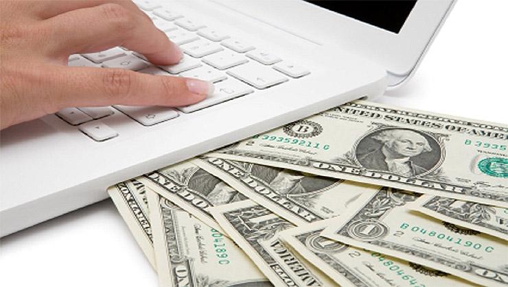 pénzt keresni az interneten, befektetve az internetre